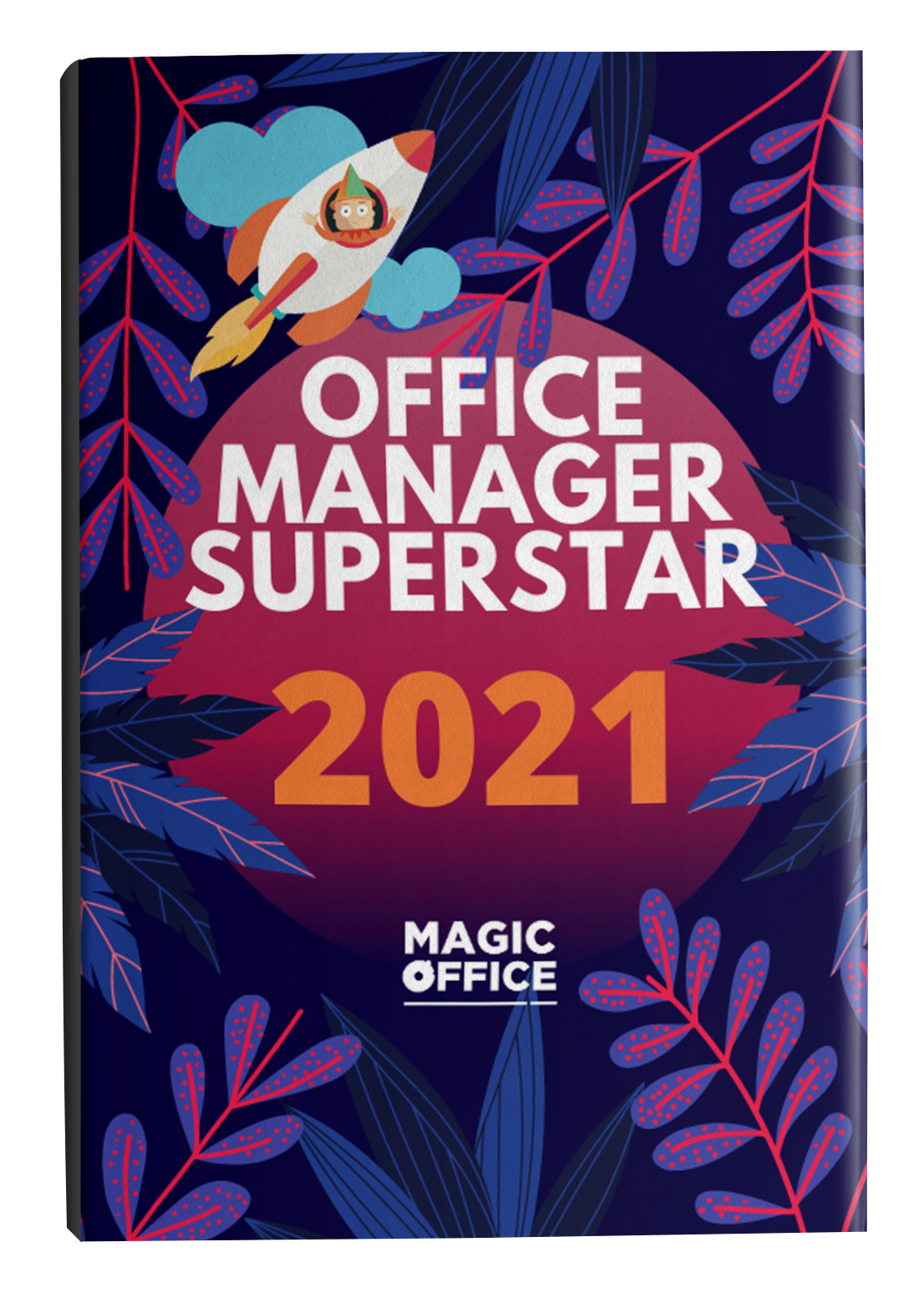 Cover 3D Office Manager 2021