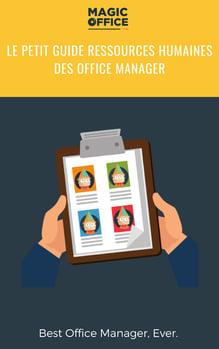 Cover le petit guide RH des Office Manager