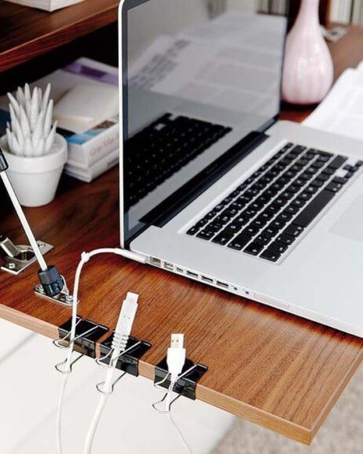 organisez vos cables